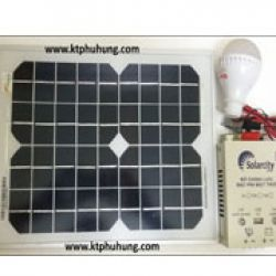 Bộ năng lượng mặt trời mini