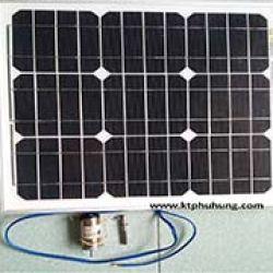 Bộ quạt Năng lượng mặt trời