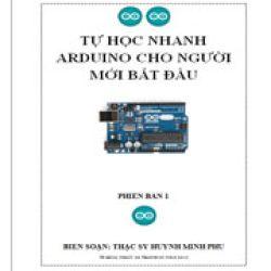 Tặng tài liệu tự học Arduino khi mua SP